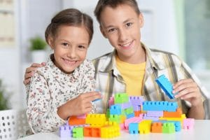 Family Lego Lab At The Library