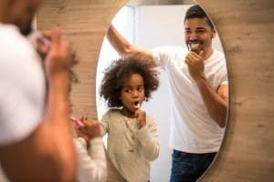Oral Health And A Bedtime Routine