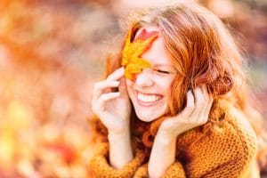 healthy smile fall