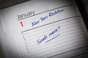 2018 Resolution: Improve My Smile