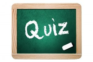 Snoring And Sleep Apnea Quiz